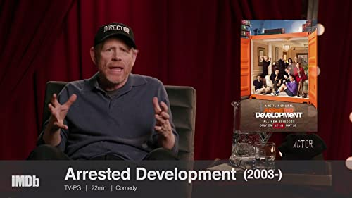 "How Ron Howard Became the Voice of ""Arrested Development"""