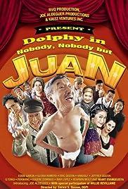 Nobody Nobody But Juan Poster