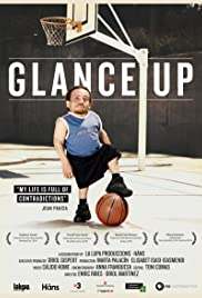 Glance Up Poster