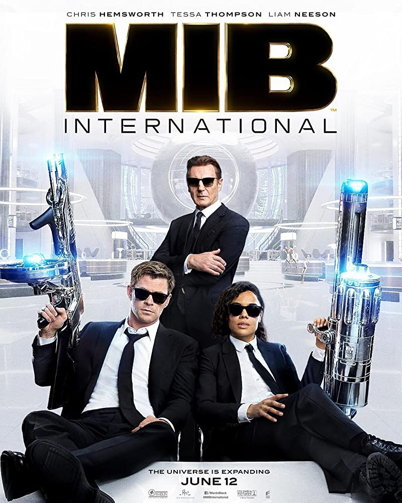 Poster MIB: International
