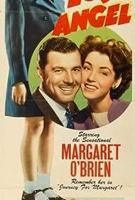 James Craig, Marsha Hunt, and Margaret O'Brien in Lost Angel (1943)