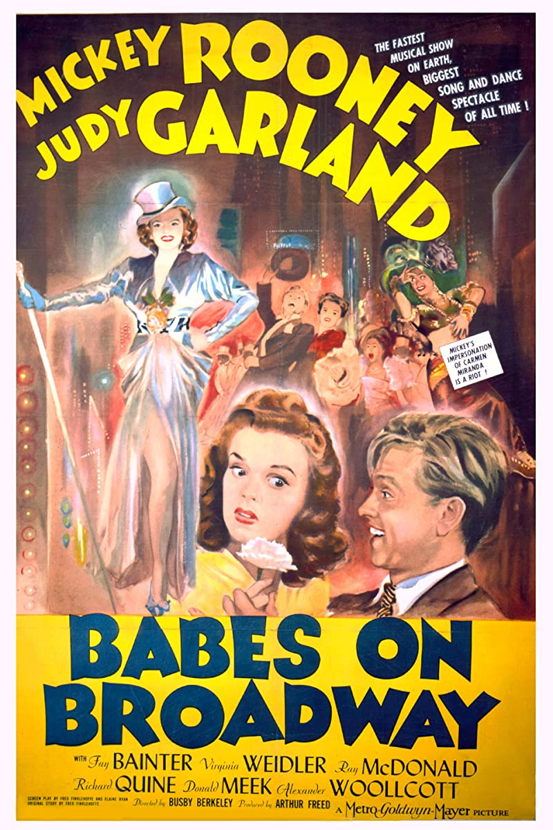 babes on broadway 1941 babes on broadway 1941 user reviews rh imdb com