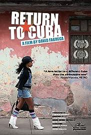 Return to Cuba Poster