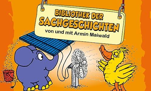Dvd movie watching Bibliothek der Sachgeschichten by [mpg]