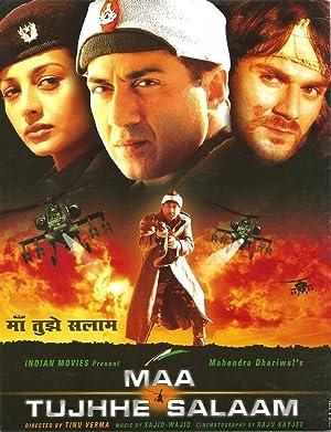 Maa Tujhhe Salaam movie, song and  lyrics