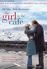 Primary photo for The Girl in the Café