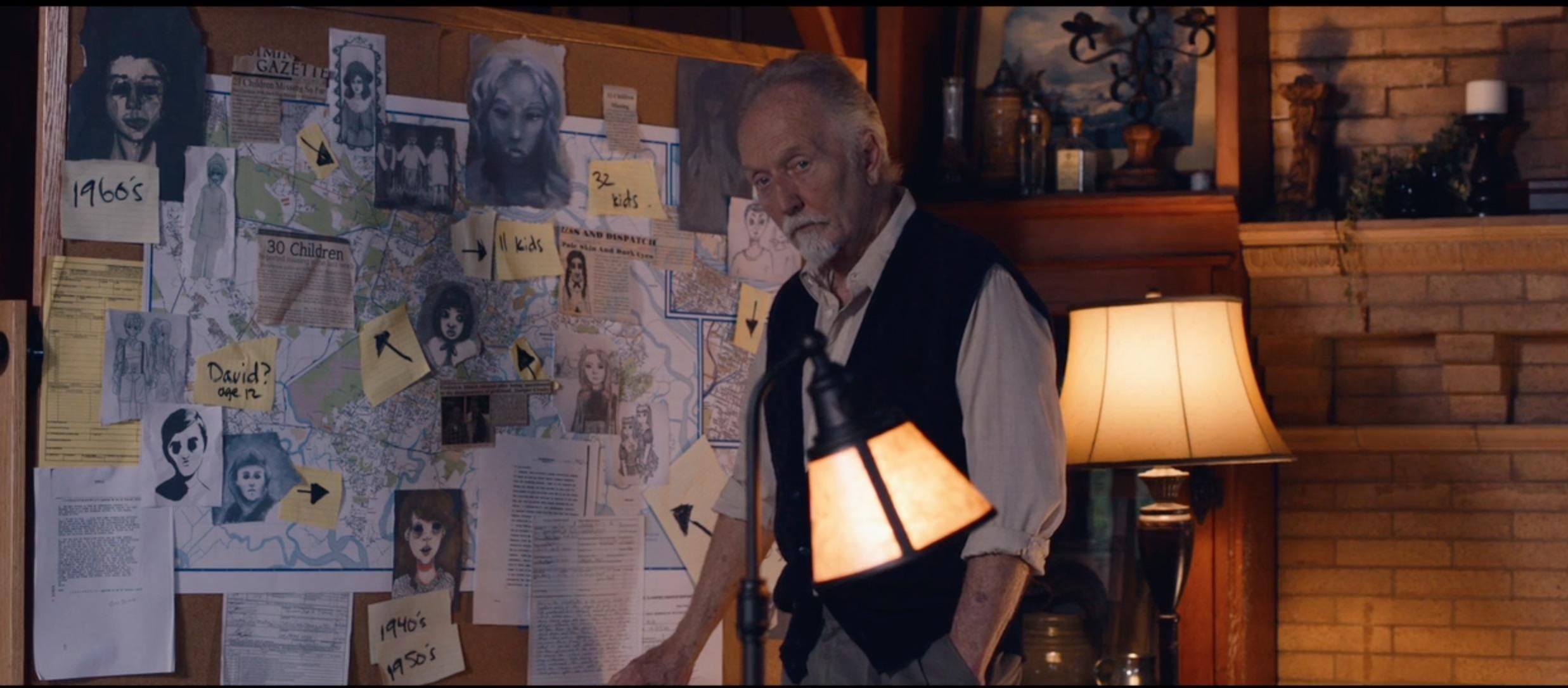 Tobin Bell in Let Us Inn (2021)
