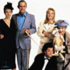 Christopher Lloyd, Cloris Leachman, Howie Mandel, Colleen Camp, and Amy Steel in Walk Like a Man (1987)