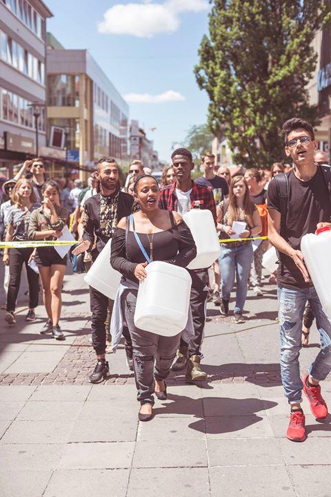 Merhaba: Eine flüchtige Reise durch Darmstadt 2018