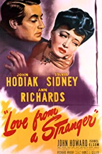 Movies downloads mp4 Love from a Stranger by Rowland V. Lee [SATRip]
