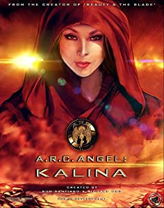 High quality 3gp movie downloadable A.R.C. Angel: Kalina by none [720x480]