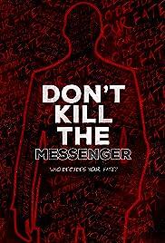 Don't Kill the Messenger Poster
