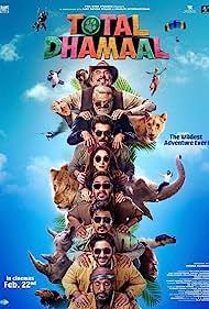 Total Dhamaal (2019) Hindi WEB-DL 720p HDRip Downlaod