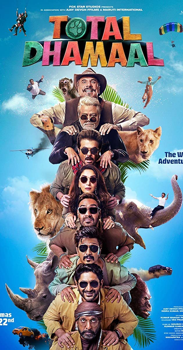 Total Dhamaal (2019) - Full Cast & Crew - IMDb