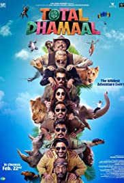 Total Dhamaal 2019 Hindi 1CD PreDVDRip x264