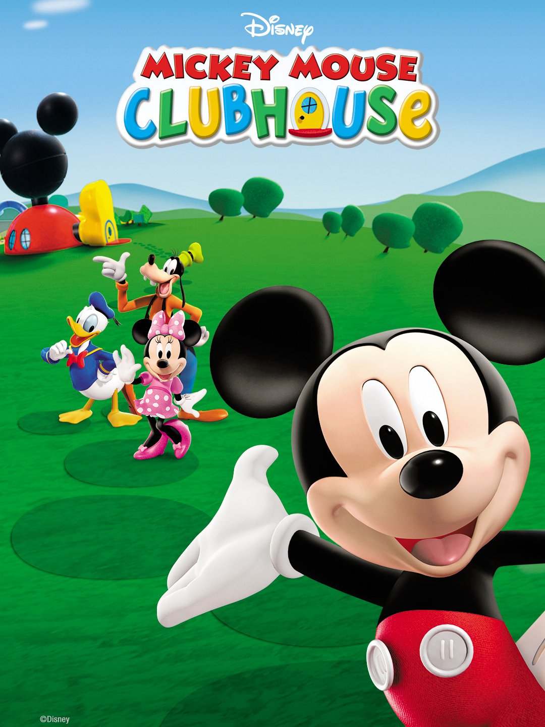 Mickey Mouse Clubhouse Tv Series 2006 2016 Imdb