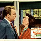 Van Johnson and Loretta Young in Mother Is a Freshman (1949)