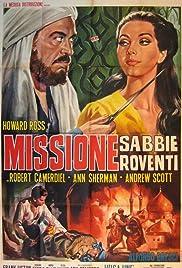 Missione sabbie roventi Poster