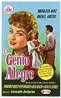 El genio alegre (1957) Poster