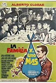 The Family Plus One Poster