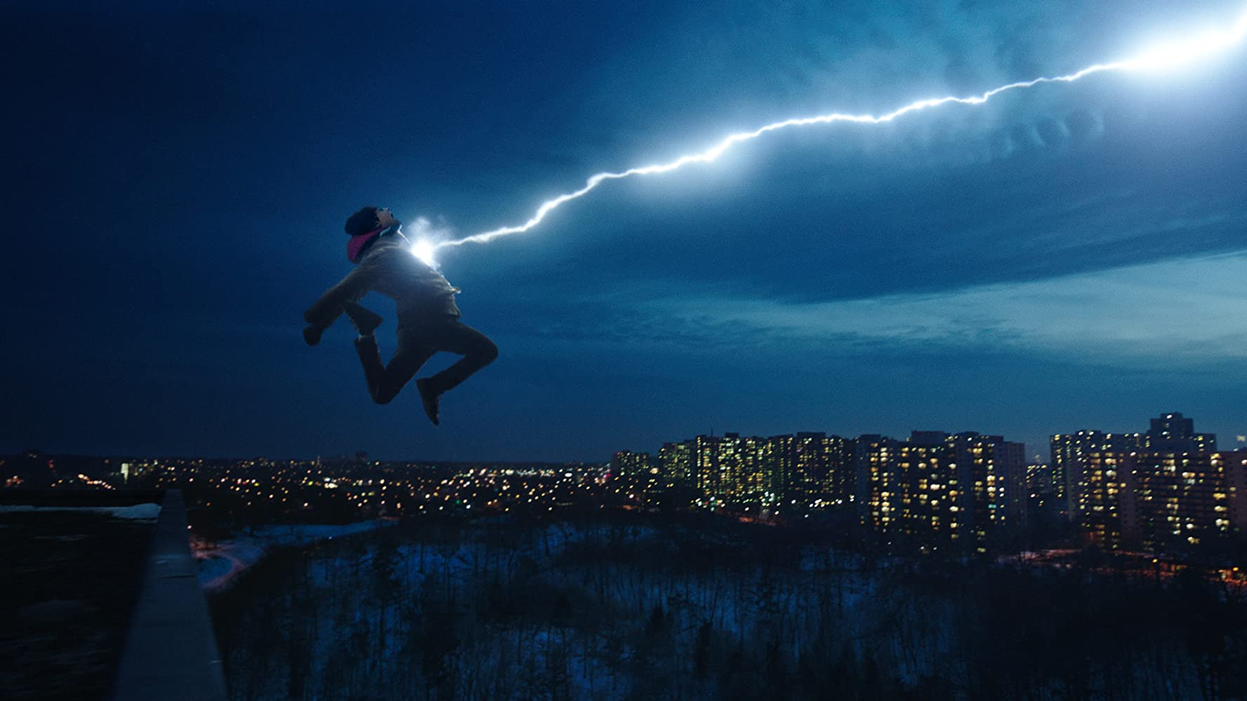 Asher Angel in Shazam! (2019)