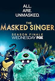 Season Finale: The Final Mask is Lifted Poster