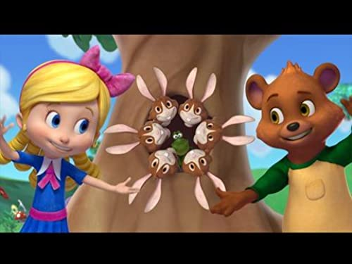Goldie & Bear: Best Fairytale Friends