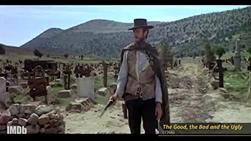 Legendary Gunslingers From Movies and TV