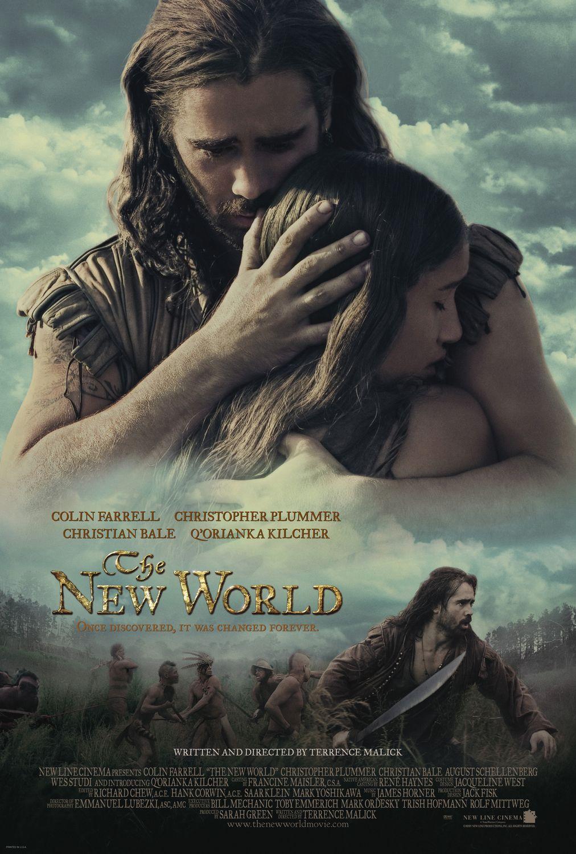 The New World (2005) BluRay 480p, 720p & 1080p