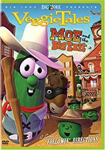 Short downloadable movie clips VeggieTales: Moe and the Big Exit USA [Ultra]