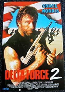 Delta Force 2: The Colombian Connection Menahem Golan