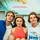 Joey King, Joel Courtney, and Jacob Elordi in The Kissing Booth 3 (2021)