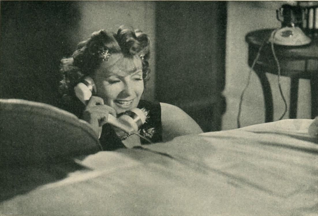 Greta Garbo in Two-Faced Woman (1941)