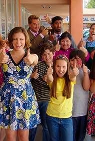 Donna Lynne Champlin, Gina Gallego, Pete Gardner, Bunnie Rivera, Victoria Oscar, Rachel Bloom, Ava Acres, Jax Malcolm, Roshan Maloney, Norton Leufven, Nicole Satou, Chelsea Chiu, and Gemma Ryan in Crazy Ex-Girlfriend (2015)