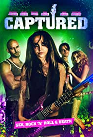 Kirsten Zien, Christian Monzon, Brittany Curran, Jake White, Julian Curtis, and Mike Randy in Captured (2017)