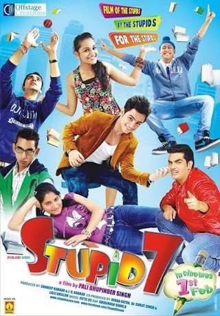 Free Download Stupid 7 (2013) Punjabi Movie 720p HEVC HDRip 730MB On Mp4moviez Fliz Movies