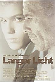 Langer licht Poster