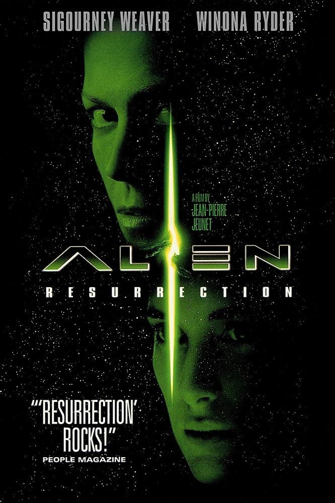 Alien, a Ressurreição (1997) Dual Áudio | Dublado DVD-R Oficial Uptobox Download