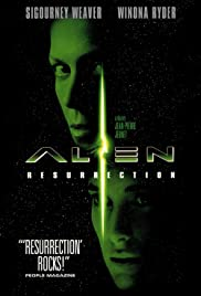 Alien: Resurrection Poster