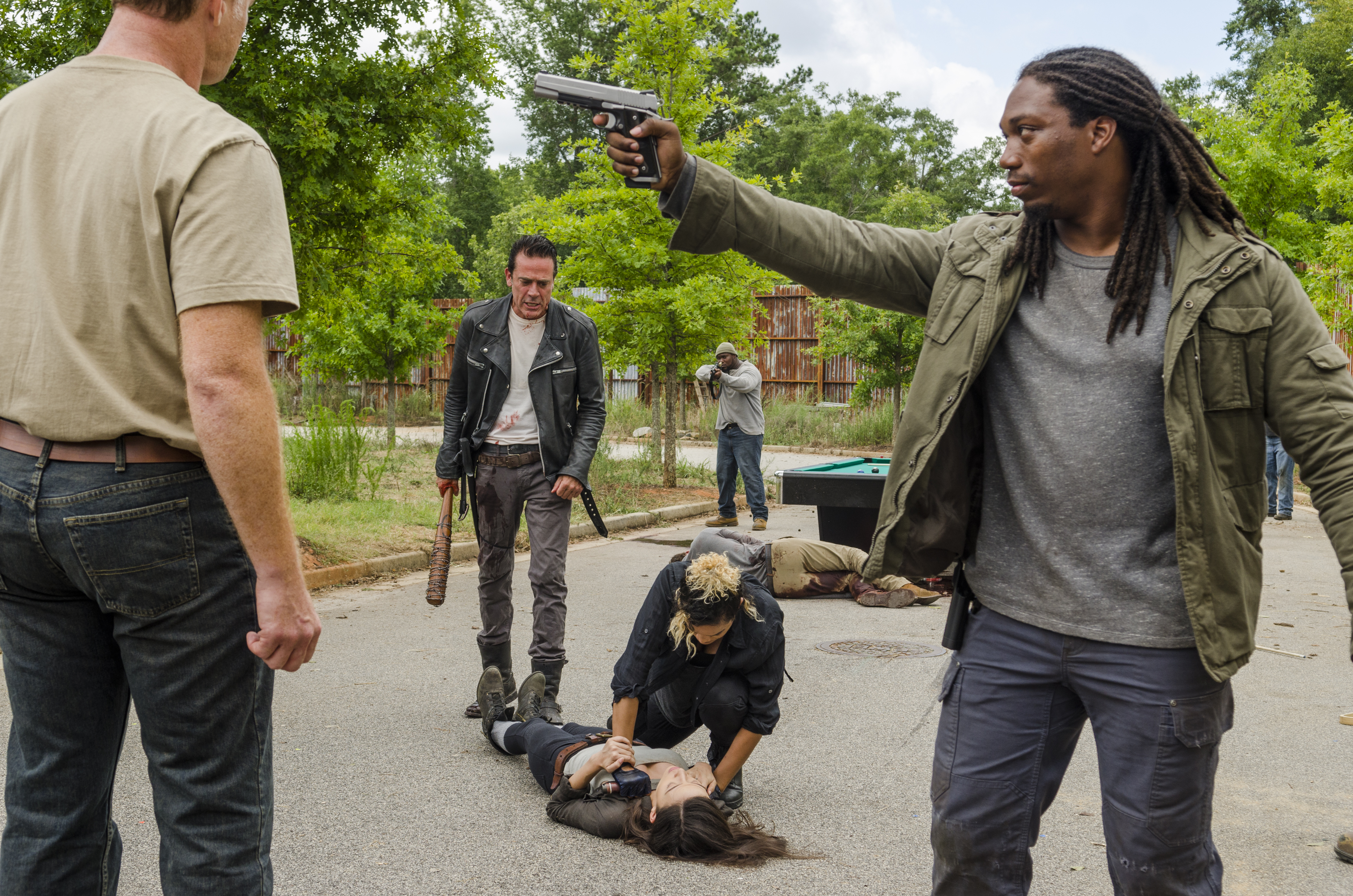 The Walking Dead 7×08 – Corazones aún latiendo