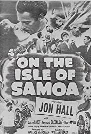 On the Isle of Samoa Poster