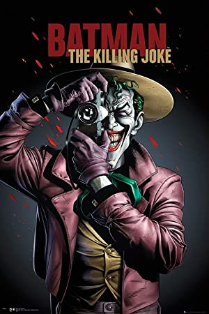 Watch Batman: The Killing Joke full movie online Poster