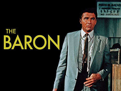 Steve Forrest in The Baron (1966)