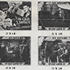 Evalyn Knapp, Ken Maynard, William McCall, Jack Rockwell, Kenneth Thomson, H.B. Warner, and Tarzan in In Old Santa Fe (1934)
