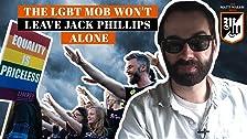 La mafia LGBT no dejará solo a Jack Phillips