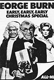 The George Burns (Early) Early, Early Christmas Special Poster