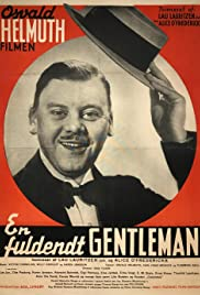 En fuldendt gentleman Poster