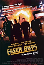 Essex Boys (2000) Poster - Movie Forum, Cast, Reviews