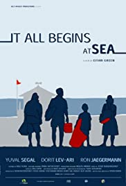 It All Begins at Sea Poster