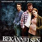 Jonas Karlsson, Magnus Krepper, and Johanna Sällström in Bekännelsen (2001)